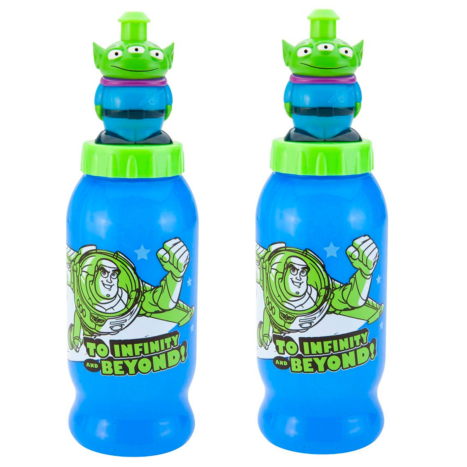 Toy Story Squeeze and Sip Bottles (Set of 2)