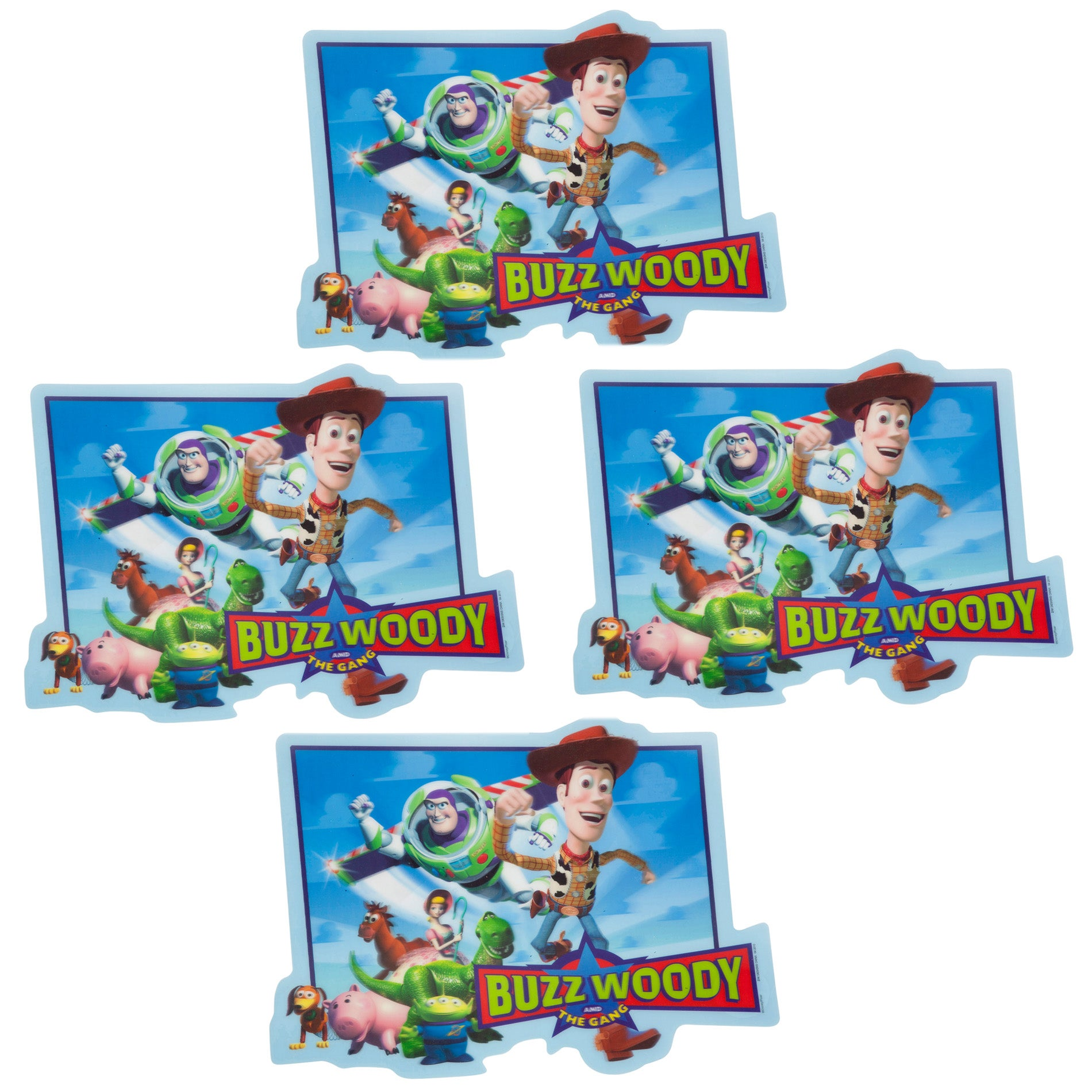 Toy Story Placemats (Set of 4)