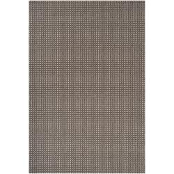 Woven Javane Cream Indoor/Outdoor Rug (7'10 x 11'1)