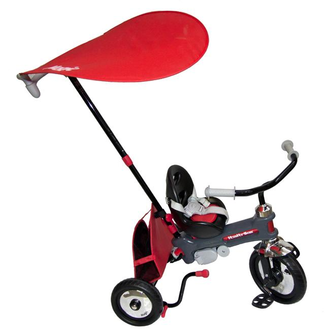 Italtrike Red Azzurro Tricycle (Red)
