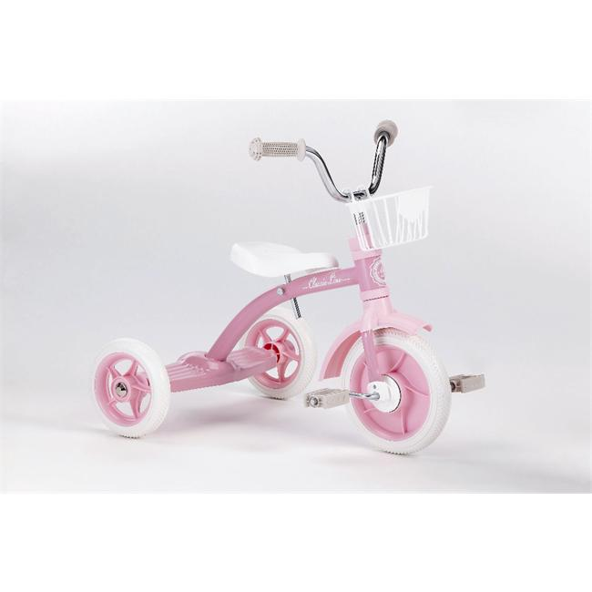 Italtrike Pink Super Lucy Tricycle