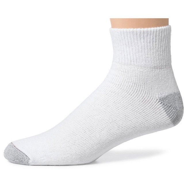 4cb561b2620 Shop Hanes Men s Full Cushion Ankle Socks (Pack of 3) (Refurbished) - Free  Shipping On Orders Over  45 - Overstock - 6506345