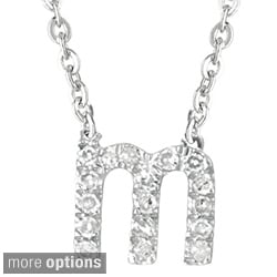 initial diamond necklaces shop the best deals for may 2017