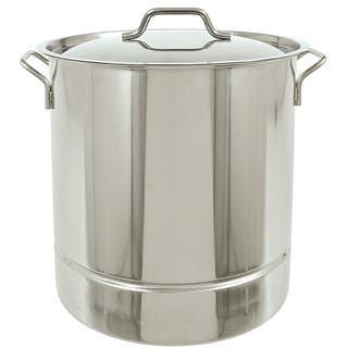 Bayou Classic® 1310 - 10-gal Stainless Stockpot