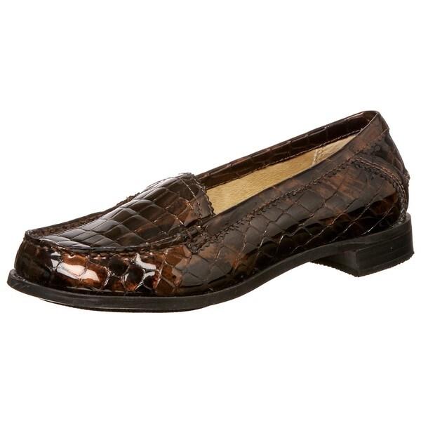 Sebago Women's 'Cami Moc' Dark Loafers