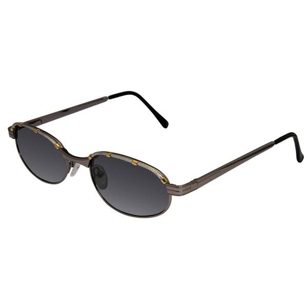 Xezo Men's 'Airman 105 Cable' Limited-Edition Polarized Sunglasses