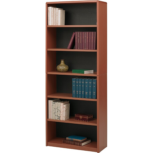 Safco ValueMate 6-shelf Economy Bookcase - Thumbnail 0