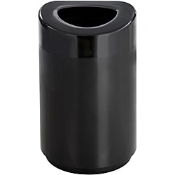 Safco 30 gal. Open Top Waste Receptacle