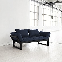 Fresh Futon Navy Blue Edge