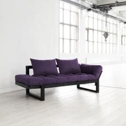 Fresh Purple Edge Futon