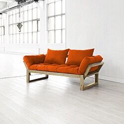 Orange Fresh Futon Edge