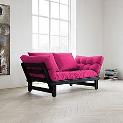 Pink Fresh Futon Beat Free Shipping Today Overstock