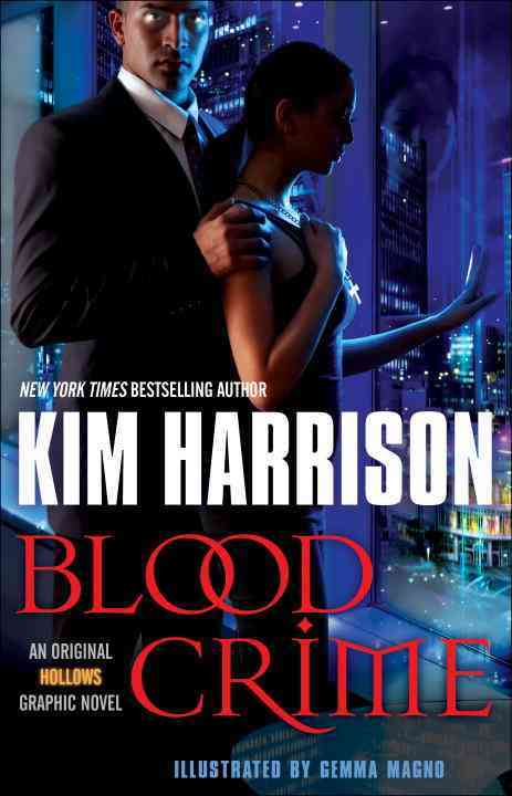 Blood Crime (Hardcover)