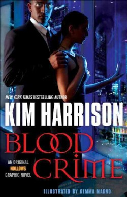 Blood Crime (Hardcover)