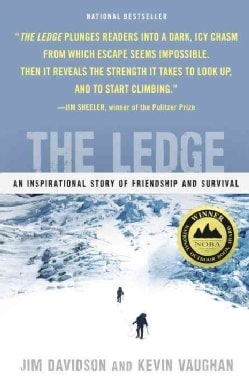 The Ledge: An Inspirational Story of Friendship and Survival (Paperback)