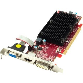 VisionTek Radeon HD 6350 Graphic Card - 1 GB DDR3 SDRAM