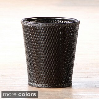 Carter Round Woven Wastebasket (5 options available)