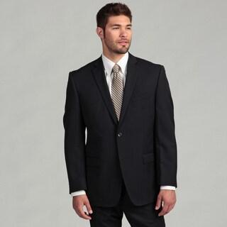 Joseph Abboud Men's Navy Wool Suit