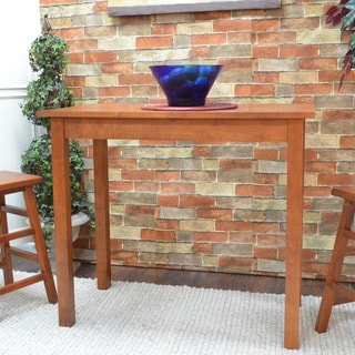 Link to Walnut Florence Pub Table Similar Items in Dining Room & Bar Furniture