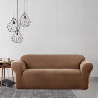 Sure Fit Stretch Metro 1-piece Sofa Slipcover