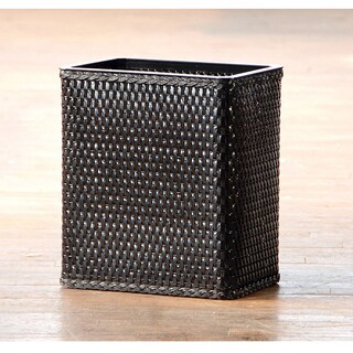 Carter Rectangular Woven Wastebasket (5 options available)