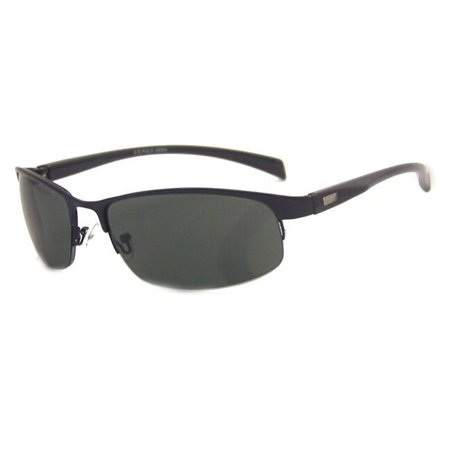 US Polo Association Men's 'Kauai' Sport Sunglasses