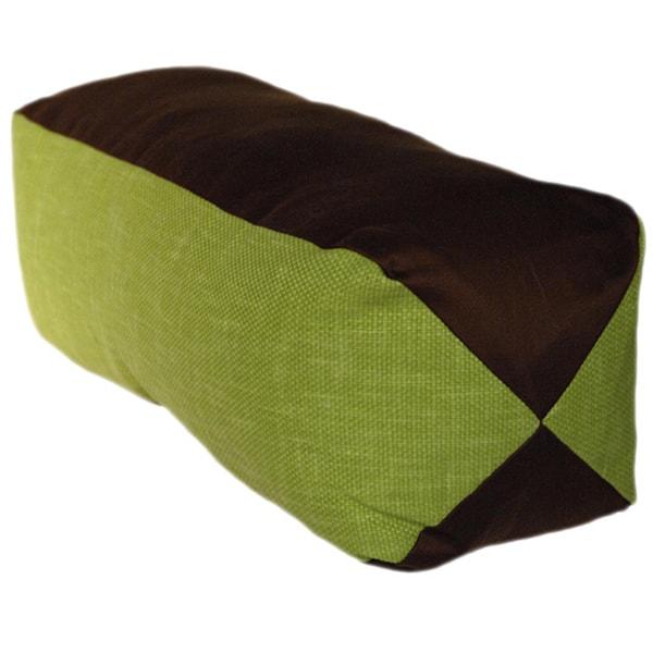 Rain Forest Neck Roll Pillows (Set of 2)