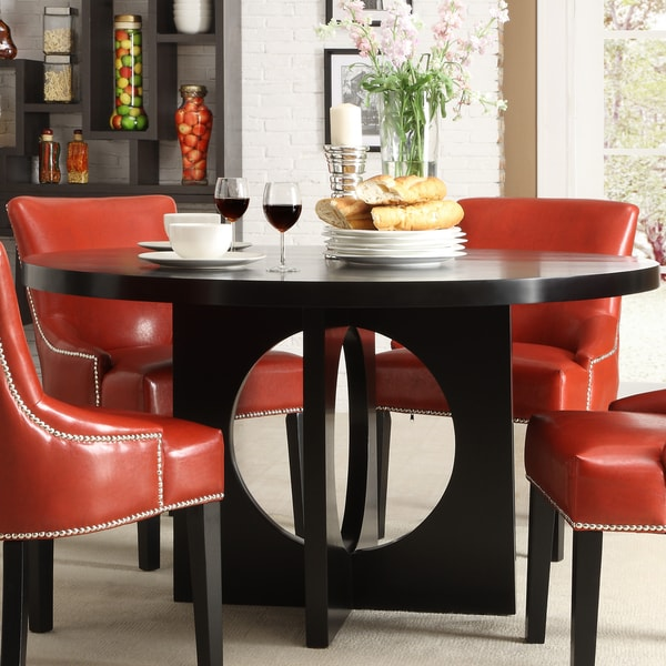 Westmont 54-inch Black Table