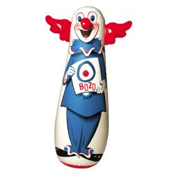 Bozo 46-inch 3D Bop Bag Toy