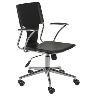 Terry Black Office Chair