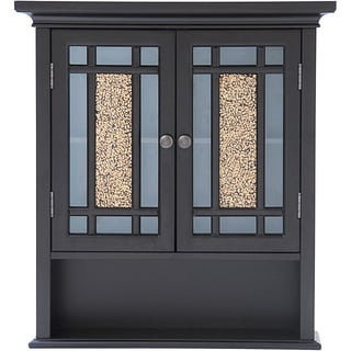 Jezzebel Wall Cabinet  by Elegant Home Fashions