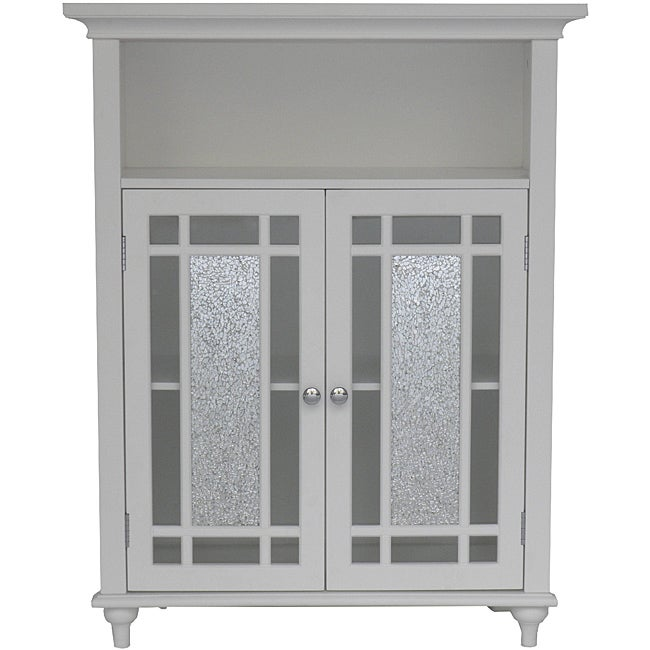Jezzebel Double Door Floor Cabinet by Elegant Home Fashions
