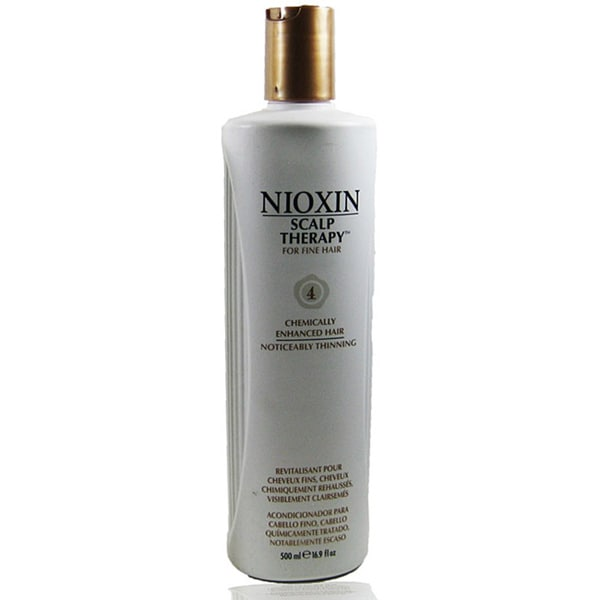 Nioxin 4 Scalp Therapy for Fine and Chemically Enhanced Hair
