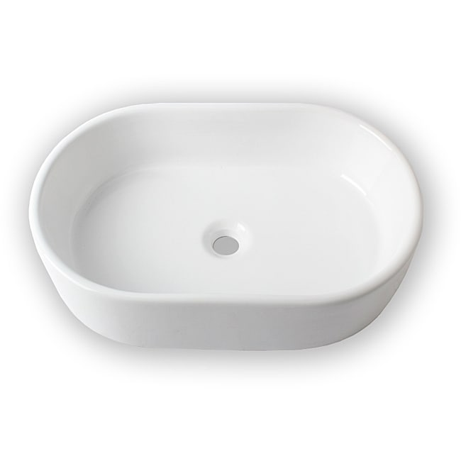 Cirque Ceramic Vessel Sink