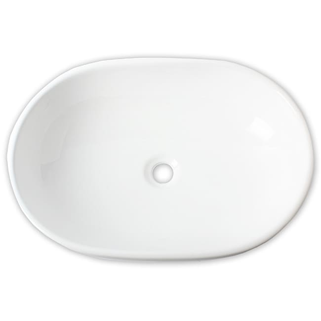 Nephire Ceramic Vessel Sink