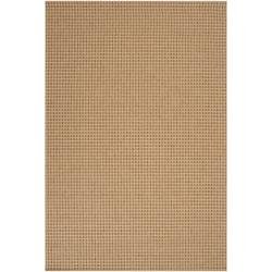 Woven Natural Adoorr Indoor/Outdoor Area Rug (7'10 x 11'1) - Thumbnail 0