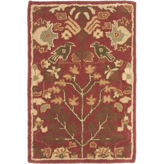 Safavieh Handmade Heritage Timeless Traditional Wool Rug (2' x 3')