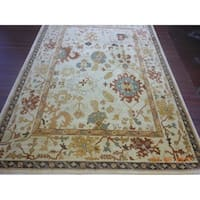 Safavieh Oushak Heirloom Traditional Cream Rug - 8' X 11'