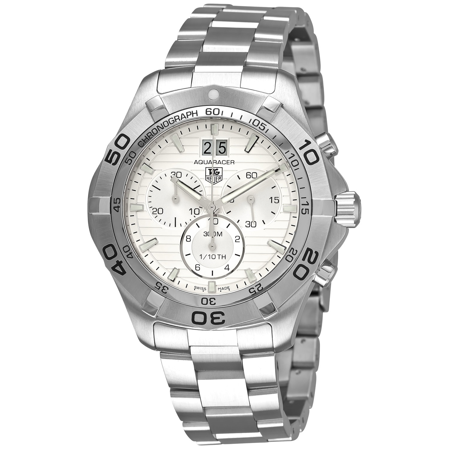 Discount tag heuer aquaracer watches for Tag heuer discount