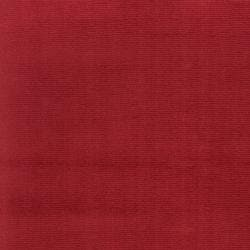 Hand-crafted Red Solid Casual Wool Osage Rug (8' x 11') - Thumbnail 1