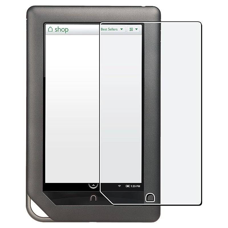 INSTEN Anti-glare Screen Protector for Barnes and Noble Nook Tablet