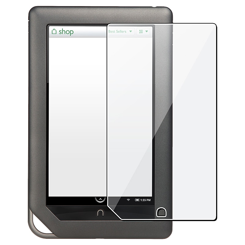 INSTEN Clear Screen Protector for Barnes and Noble Nook Tablet