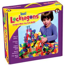 Lauri Locktagons Building Set