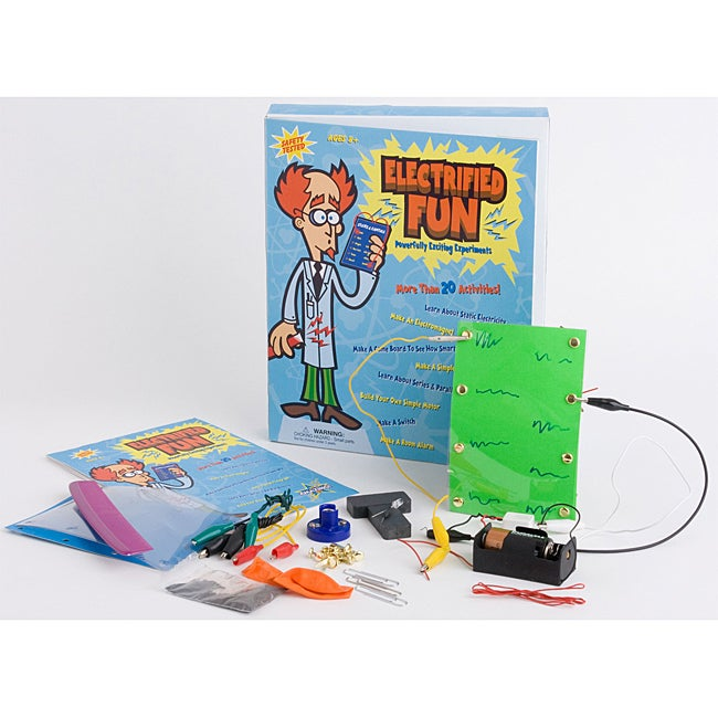 Be Amazing Toys/Steve Spangler Electrified Fun Kit