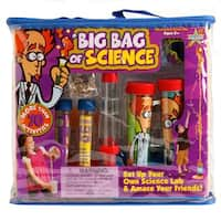 Be Amazing Toys Steve Spangler Big Bag of Science Kit