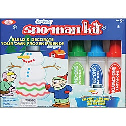 Poof-Slinky Sno Paint Sno Man Kit