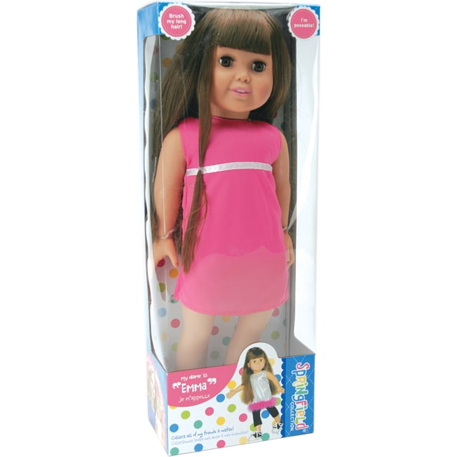Fibre Craft Springfield Collection Emma Doll (18-inch)