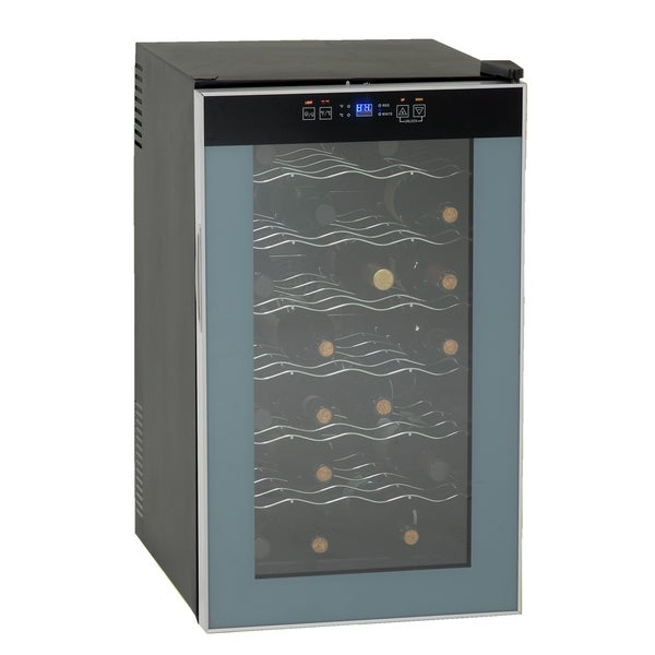Avanti 28 Bottle Wine Cooler Free Shipping Today 14099812