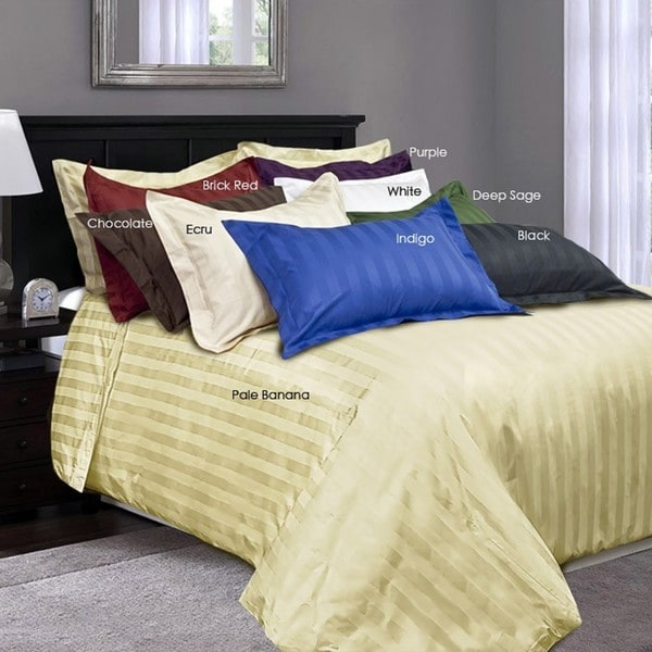 Milano 800 Thread Count 3-piece Duvet Cover Set