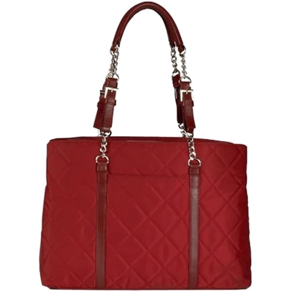 "WIB Metro Carrying Case (Tote) for 17"" Notebook - Scarlet Red"